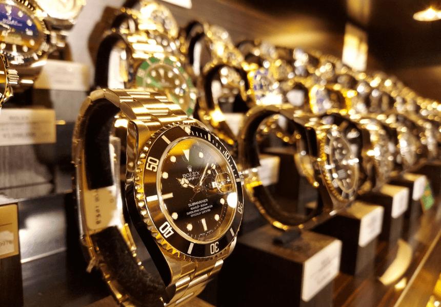 腕時計に専門特化