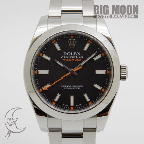 ROLEX ロレックス ミルガウス 116400 ランダムシリアル