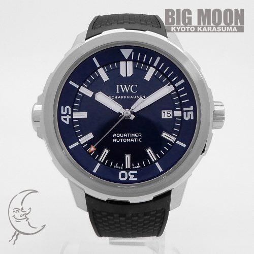 IWC インターナショナル・ウォッチ・カンパニー アクアタイマー・オートマチック エクスペディション・ジャック=イヴ・クストー IW329005