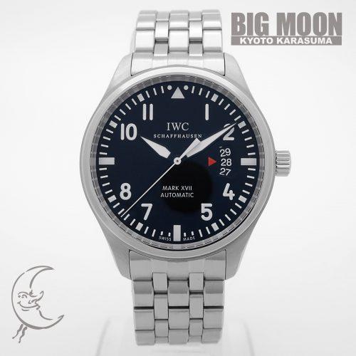IWC インターナショナル・ウォッチ・カンパニー パイロットウォッチ マークXVII IW326504