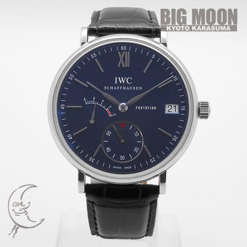 IWC インターナショナル・ウォッチ・カンパニー ポートフィノ ハンドワインド・エイトデイズ IW510106