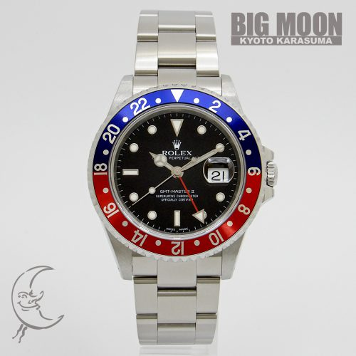 ROLEX ロレックス GMTマスターII 16710 P番
