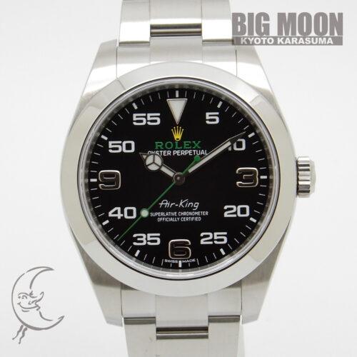 ROLEX ロレックス エアキング 116900 ランダムシリアル