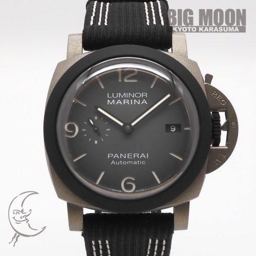 PANERAI パネライ ルミノールマリーナ 44mm ギヨーム・ネリー エディション 限定70本 PAM01122
