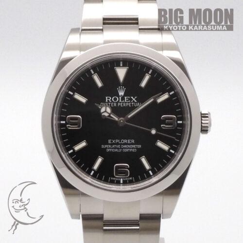 ROLEX ロレックス エクスプローラーⅠ 214270 ランダムシリアル